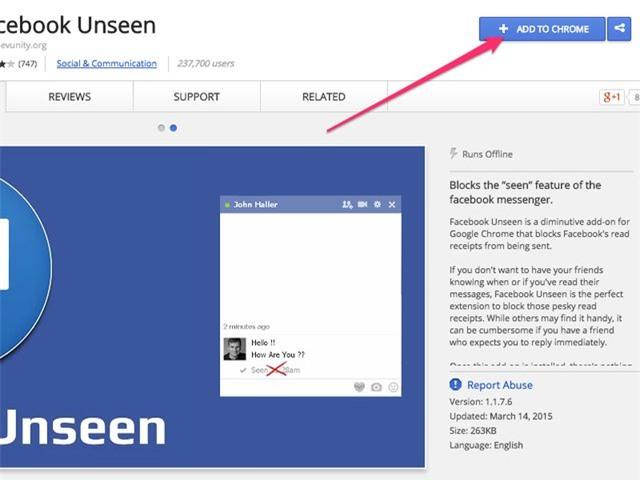3 cách chặn tính năng đáng ghét nhất khi gửi tin nhắn trên Facebook, ai không biết sẽ rất tiếc - Ảnh 4.