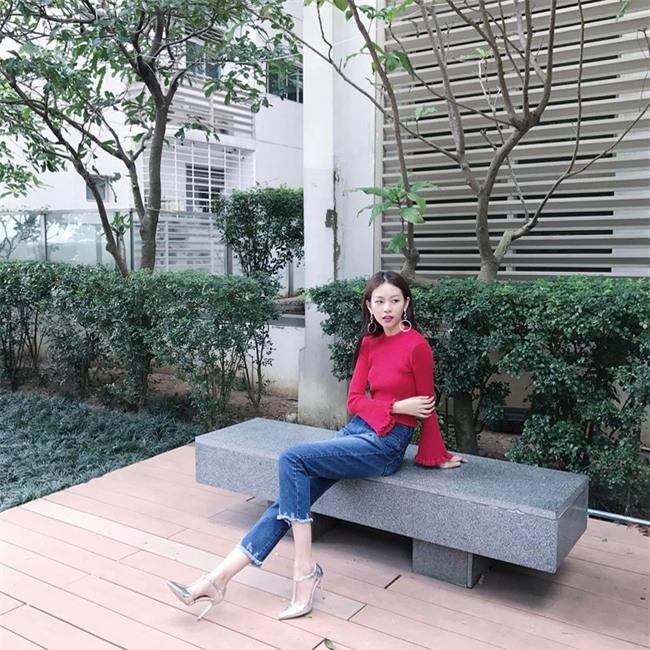 Điểm mặt 4 kiểu quần jeans đang được kiều nữ Việt kết nhất - Ảnh 13.