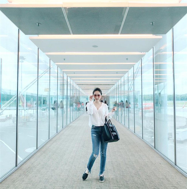 Điểm mặt 4 kiểu quần jeans đang được kiều nữ Việt kết nhất - Ảnh 18.