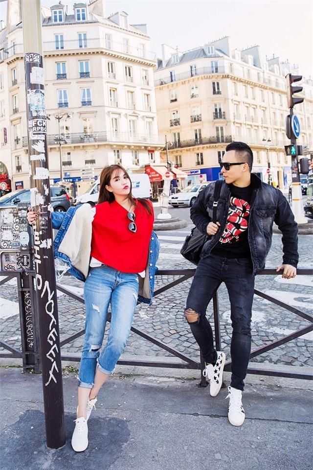 Điểm mặt 4 kiểu quần jeans đang được kiều nữ Việt kết nhất - Ảnh 6.