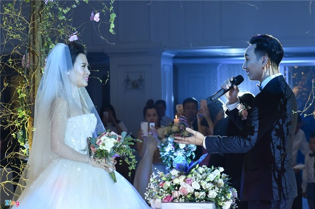 MC Thanh Trung va vo 9X ky hop dong, ke khai tai san o hon le hinh anh 8