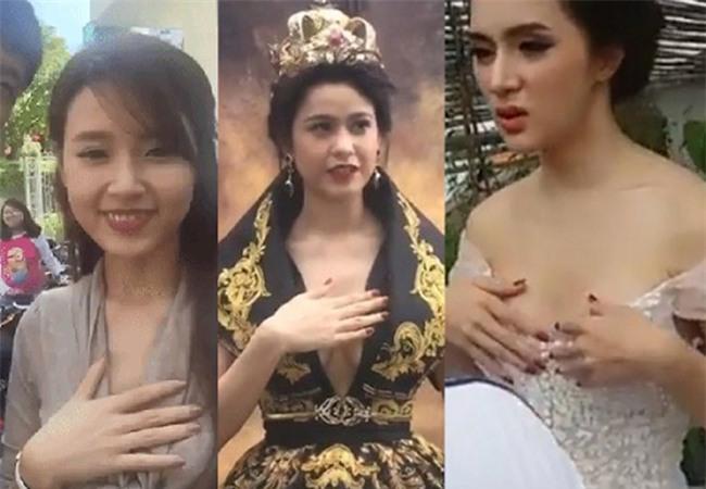 moi lan livestream, my nhan viet lai khien fan khong roi mat hinh anh 12