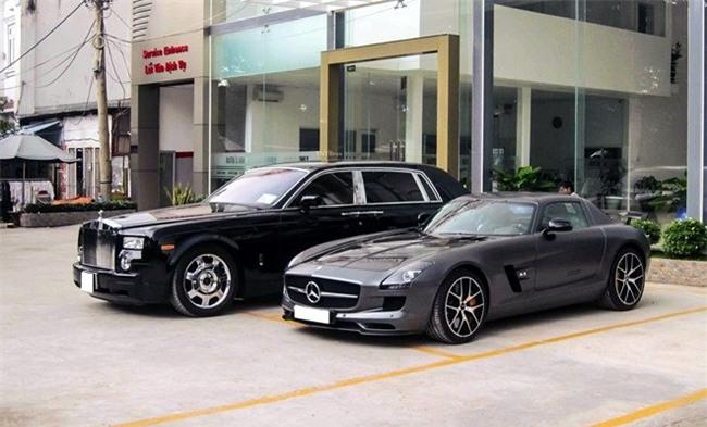 xe siêu sang, xe sang, ô tô, đại gia, người giàu Việt Nam, người siêu giàu ở Việt Nam