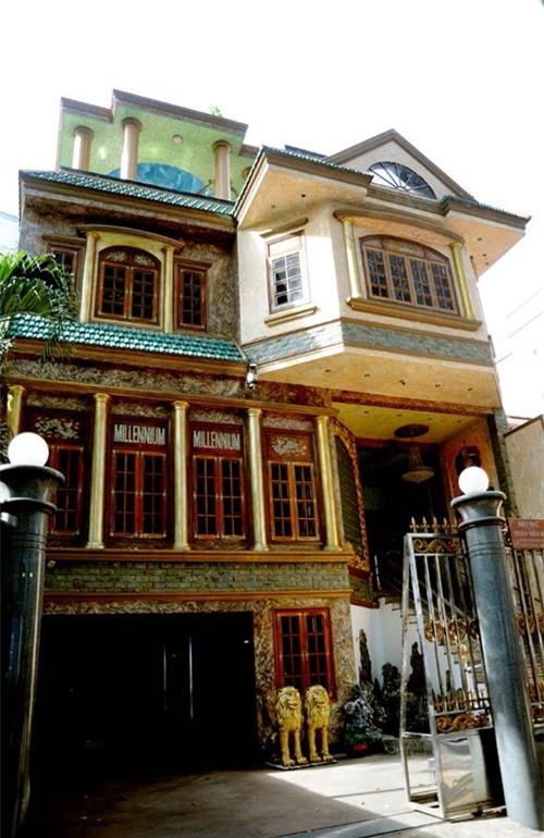 Ngọc Sơn, nhà trăm tỷ, sao Việt