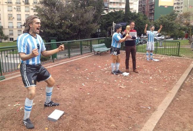 Tội nghiệp anh quá, Leo Messi - Ảnh 1.