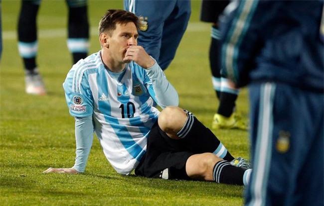 Tội nghiệp anh quá, Leo Messi - Ảnh 2.