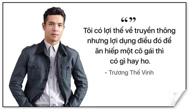 Truong The Vinh: 'An hiep ban gai cu thi co gi hay ho' hinh anh 1