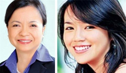 Forbes, Nguyễn Thị Mai Thanh. Nguyễn Ngọc Nhất Hạnh, nữ tướng, nữ tỷ phú