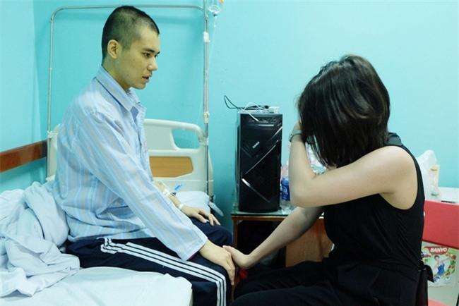 Tâm sự rơi nước mắt của cô gái đi tìm nguồn hiến tạng cho người yêu bị suy gan nặng - Ảnh 5.