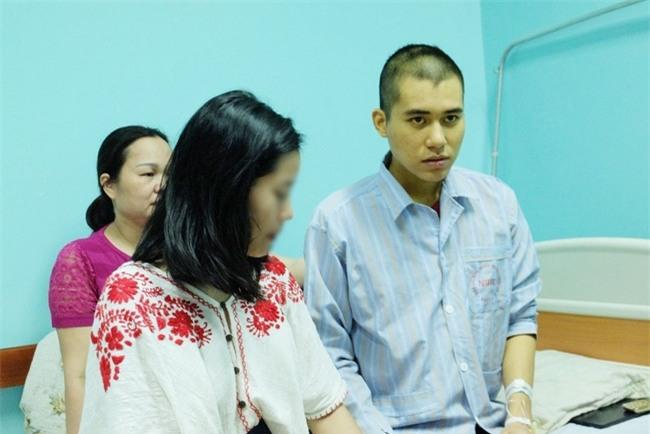 Tâm sự rơi nước mắt của cô gái đi tìm nguồn hiến tạng cho người yêu bị suy gan nặng - Ảnh 9.