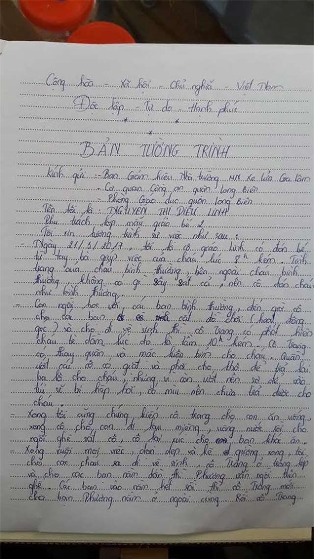 """ca thong tin ket qua dieu tra nghi an """"be gai bi xam hai o truong"""" hinh anh 3"""