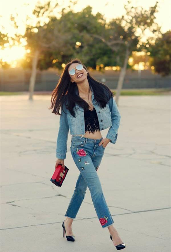mot quan jeans hot nhat he 2017, khong mua la tiec hui hui - 4