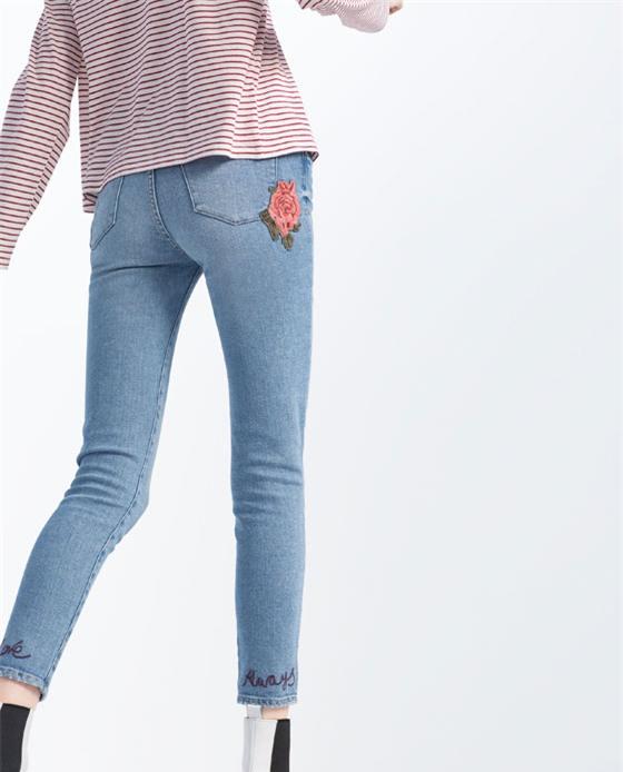 mot quan jeans hot nhat he 2017, khong mua la tiec hui hui - 9