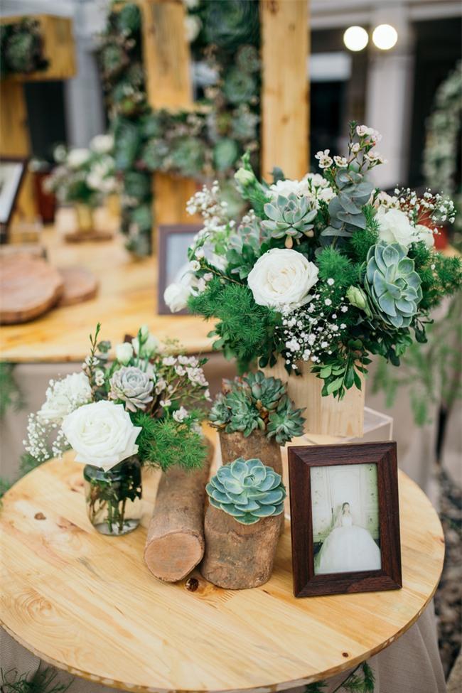 Tình yêu rượu gạo Soju không cưa cũng đổ với soái ca Hàn và hôn lễ đậm chất Việt cùng nón lá và hoa đá - Ảnh 15.