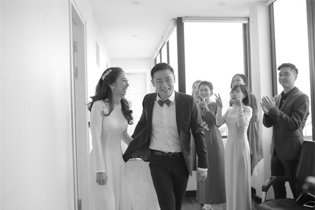 Tình yêu rượu gạo Soju không cưa cũng đổ với soái ca Hàn và hôn lễ đậm chất Việt cùng nón lá và hoa đá - Ảnh 17.