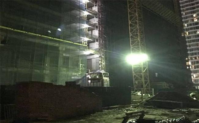Hà Nội: Tai nạn lao động tại dự án chung cư, 2 công nhân tử vong