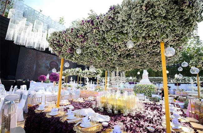 Nữ đại gia Bình Phước hóa công chúa trong đám cưới 6 tỷ đồng với bạn trai 7 năm - Ảnh 16.