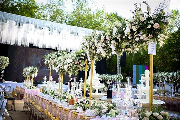 Nữ đại gia Bình Phước hóa công chúa trong đám cưới 6 tỷ đồng với bạn trai 7 năm - Ảnh 17.