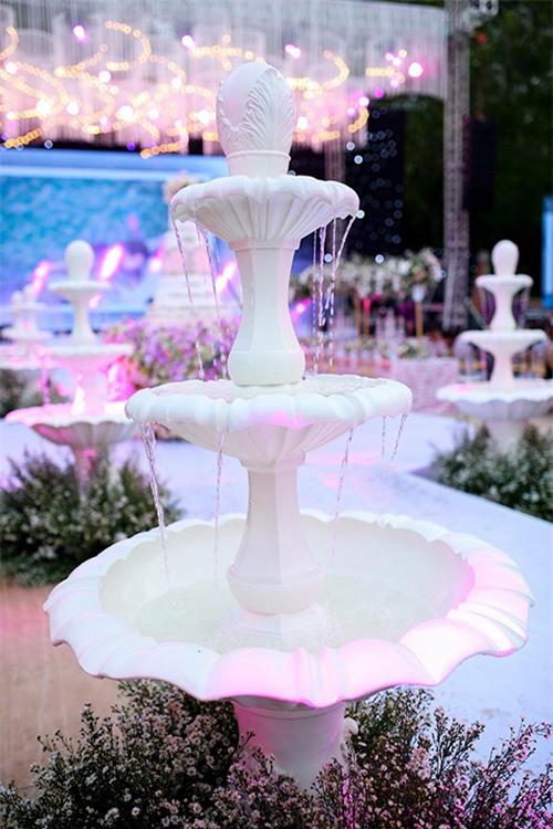 Nữ đại gia Bình Phước hóa công chúa trong đám cưới 6 tỷ đồng với bạn trai 7 năm - Ảnh 25.
