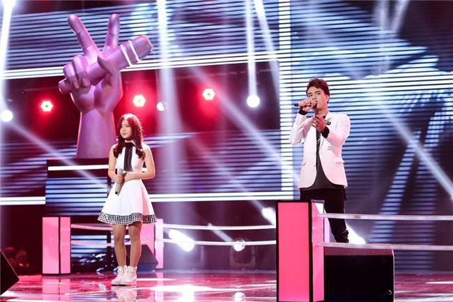 Hot girl Han Quoc 16 tuoi cua The Voice bat khoc khi chien thang hinh anh 1