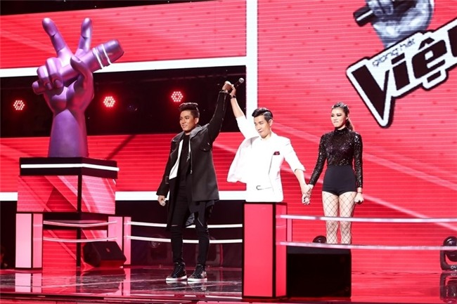 Hot girl Han Quoc 16 tuoi cua The Voice bat khoc khi chien thang hinh anh 4