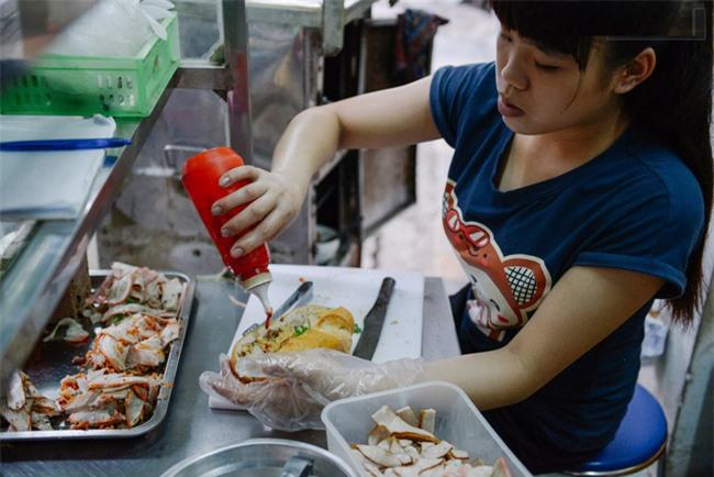 7 quán bánh mì bình dân mà ngon tê lưỡi của Hà Nội - Ảnh 21.