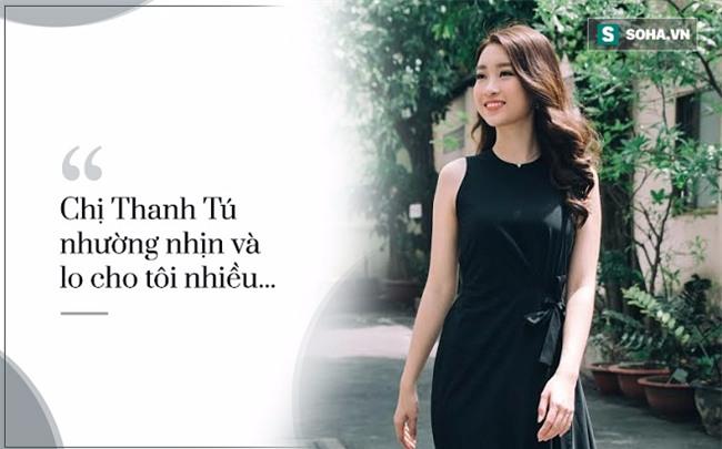 Hoa hậu Đỗ Mỹ Linh: Người ta bịa đặt nhiều chuyện về tôi... - Ảnh 1.
