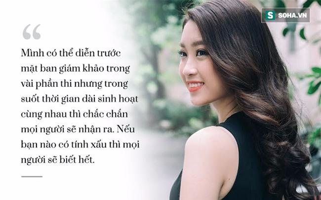 Hoa hậu Đỗ Mỹ Linh: Người ta bịa đặt nhiều chuyện về tôi... - Ảnh 2.