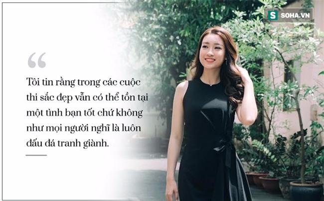 Hoa hậu Đỗ Mỹ Linh: Người ta bịa đặt nhiều chuyện về tôi... - Ảnh 3.