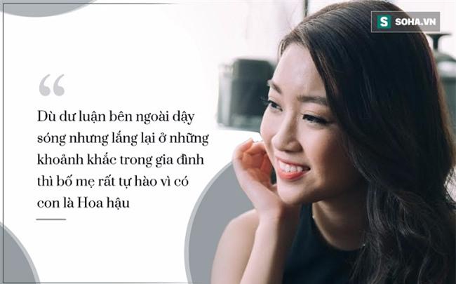 Hoa hậu Đỗ Mỹ Linh: Người ta bịa đặt nhiều chuyện về tôi... - Ảnh 6.