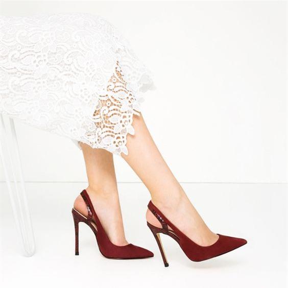 Đây mới thực sự là mẫu giày nàng công sở cần lưu tâm nhất trong hè này - Ảnh 7.