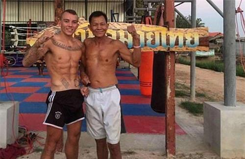 Cú sốc Muay Thái: Mất mạng vì... 3 kg - 2