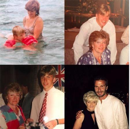 Ngôi sao 41 tuổi đặc biệt chia sẻ những hình ảnh chụp chung giữa mình và mẹ