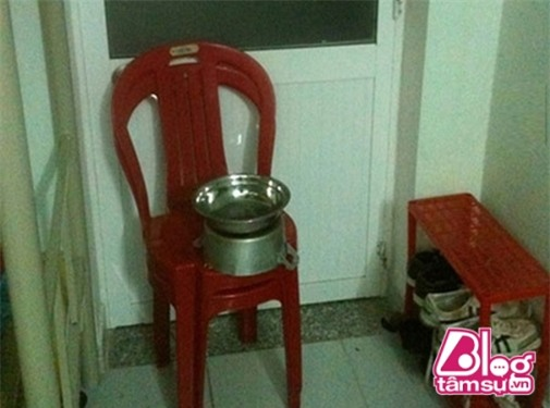Tận dụng mọi vật dụng trong nhà để phòng trộm