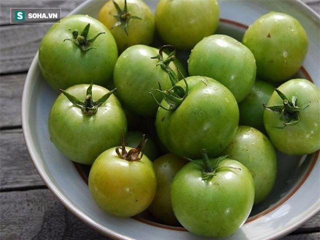 5 lưu ý tuyệt đối không làm khi ăn cà chua để tránh gây hại - Ảnh 1.