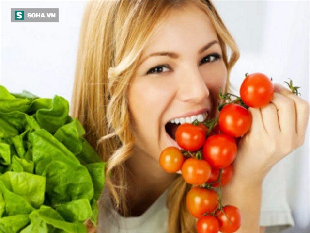 5 lưu ý tuyệt đối không làm khi ăn cà chua để tránh gây hại - Ảnh 3.