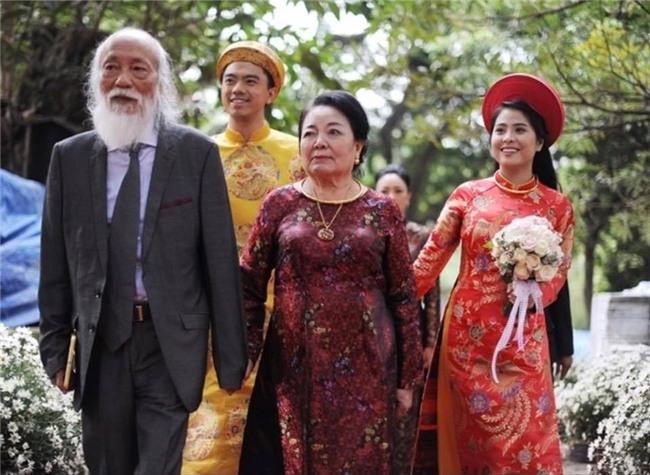 Văn Như Cương, thiệp cưới, PGS Văn Như Cương, mạng xã hội, đám cưới