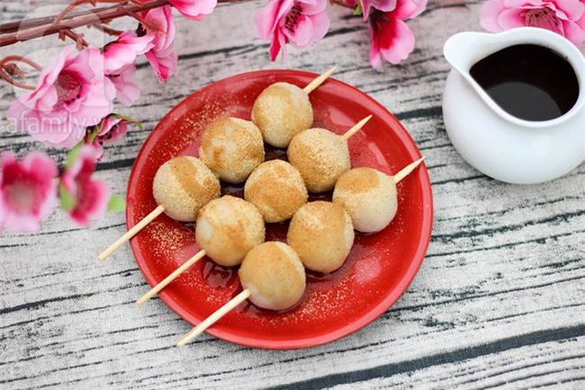 Tết Hàn thực này phải làm bánh trôi kiểu Nhật mới hợp trend - Ảnh 1.