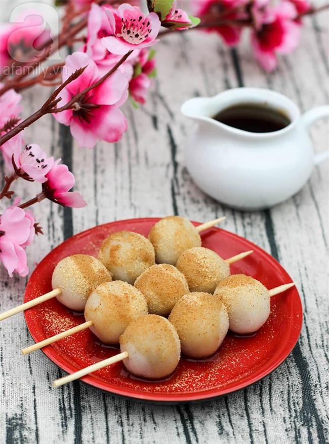 Tết Hàn thực này phải làm bánh trôi kiểu Nhật mới hợp trend - Ảnh 12.