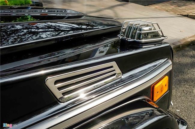 Sieu SUV Mercedes G63 xuat hien tai nha Cuong Do La hinh anh 4