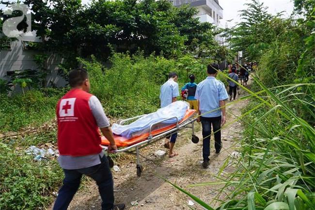 Tìm thấy thi thể bé trai 11 tuổi bị nước cuốn trôi trên sông Sài Gòn - Ảnh 1.