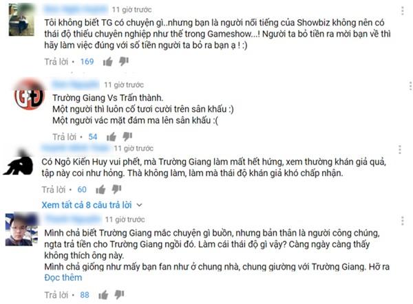 Để mặt đưa đám lên truyền hình, Trường Giang bị khán giả đề nghị nghỉ show Mặt nạ ngôi sao - Ảnh 8.