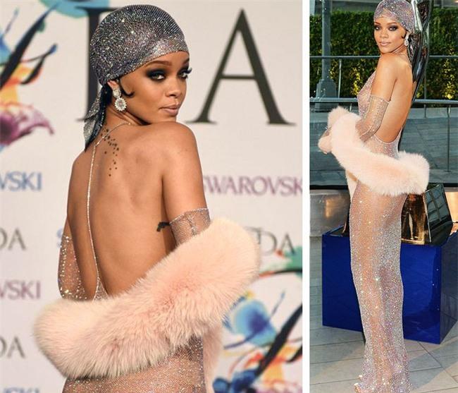 4 người đẹp Hollywood là fan cuồng của những thiết kế đầm xuyên thấu gợi cảm đến tột cùng - Ảnh 17.