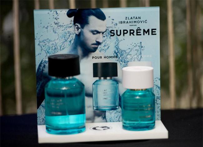 Ibrahimovic sản xuất nước hoa: Cá tính của tôi chứa đựng trong từng giọt - Ảnh 2.
