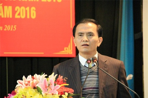 Ông Ngô Văn Tuấn - nguyên Giám đốc Sở Xây dựng Thanh Hóa, nay là Phó Chủ tịch UBND tỉnh Thanh Hóa - là người đã ký các quyết định bổ nhiệm bà Quỳnh Anh thời điểm đó.