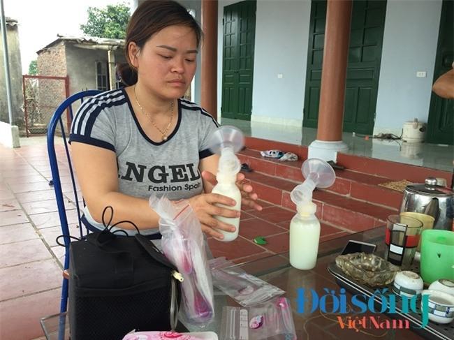 Bị tố làm giả sữa mẹ 10