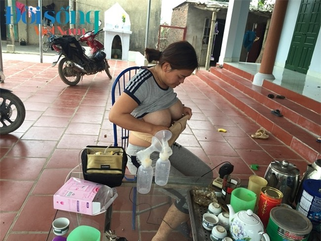Bị tố làm giả sữa mẹ 6