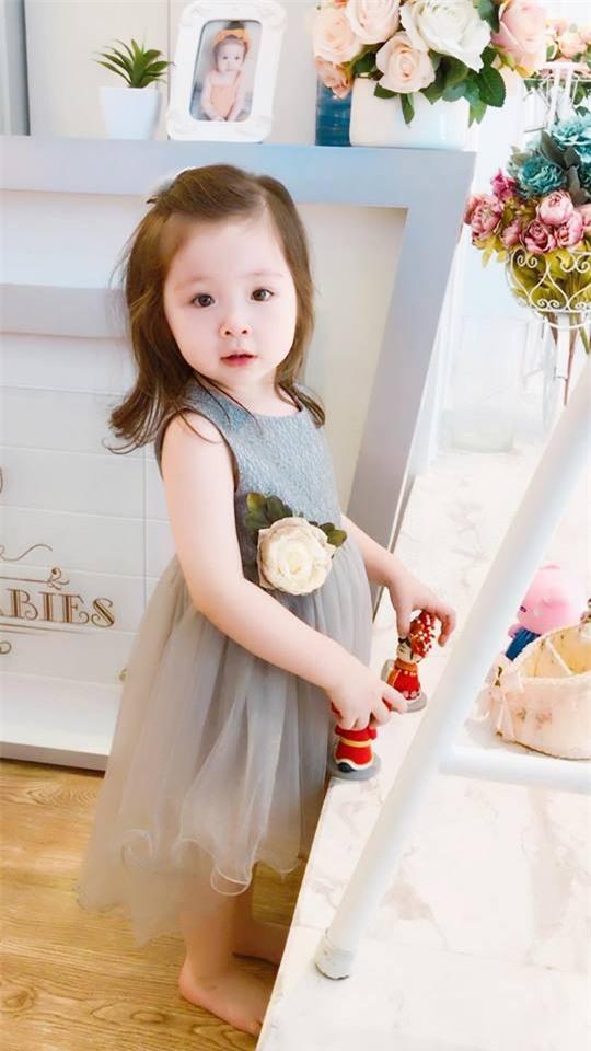 Con gái Elly Trần ,  Mộc Trà, ảnh đẹp Mộc Trà, con gái sao Việt, Cadie Mộc Trà