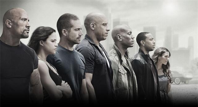 Dàn diễn viên trong Furious 7