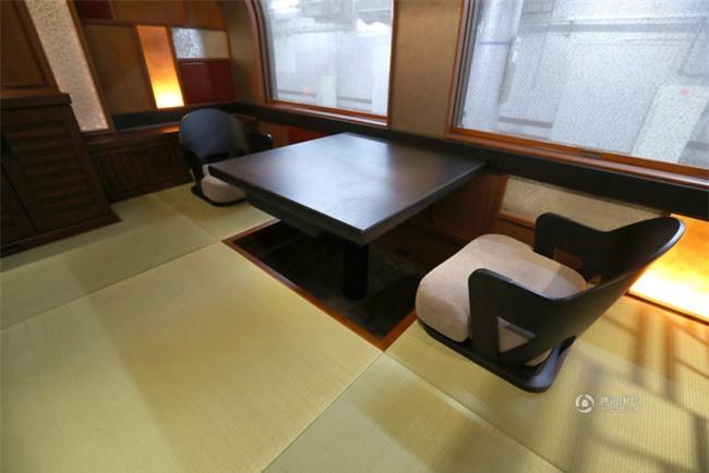 Khung cảnh xa hoa bên trong khách sạn 5 sao di động trên đường ray Nhật Bản - Ảnh 7.